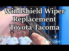 repair windshield wipe control 1995 toyota tacoma xtra engine control windshield wiper replacement toyota tacoma 1995 2004 youtube