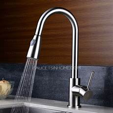 water faucets kitchen best pullout spray cold and water kitchen faucet