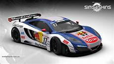 Koda Factory S 233 Bastien Loeb Racing Mclaren Mp4 12c