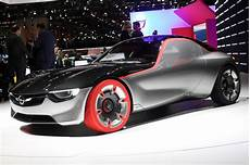 Opel Gt Concept At Geneva Car List