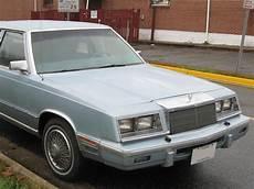 1983 Chrysler New Yorker Overview Cargurus