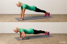 Push Ups - how to do a push up