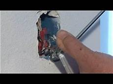 home electrical repairs how to fix a wall light switch youtube