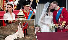 Hochzeit Kate Und William - prince william and kate wedding pictures a look back