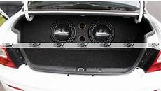 12inch sub boot install 12 quot subwoofer box to suit vt vx vy vz street sound vision