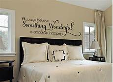 inspirational wall sticker quotes something wonderful is about to happen inspirational