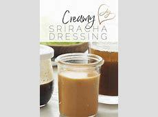 creamy sriracha dressing_image