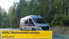 Adac Wohnmobil Mieten Wohnmobil Mieten Spontan Und Flexibel Reisen Adac