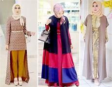 12 Model Jilbab Gaya Modern Modis Dian Pelangi Desain