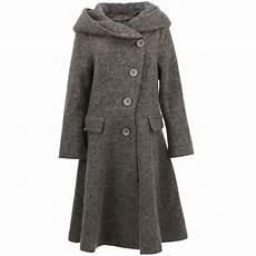 Wool Winter Coat Jacket Bohemia Sweden Woven Wool