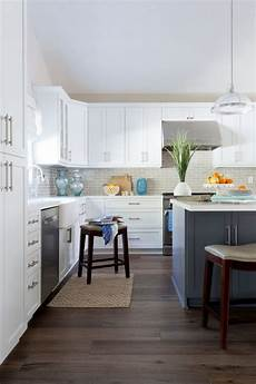 you ll love these kitchen color ideas for small kitchens