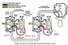 wiring diagram for a 3 way switch light not working from multiple switches doityourself com community
