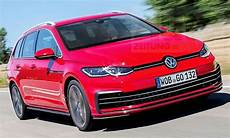 vw golf 8 variant 2019 erste informationen neue autos