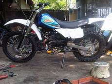 Motor Trail Modifikasi by 50 Gambar Modifikasi Motor Trail Grasstrack Adventure