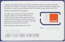 Orange Prepay Flying Fox Orange Sim Card Romania