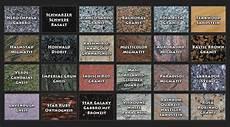 verschiedene materialien fuer die materialien steinmetzbetrieb pribnow