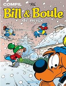 Boule Bill Compil Tome 0 Bill Et Boule De Neige Bd