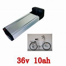 fahrrad akku 36v electric bike battery 36v 10ah rear rack lithium ion