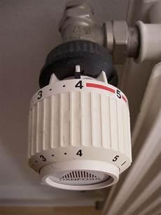 Samso Energy Academy Thermostat Controlled Radiators