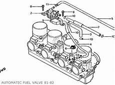 honda cb650c 1981 b usa parts list partsmanual partsfiche
