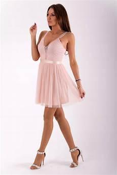 dress powder pink 46044 1
