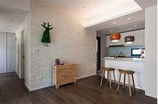 white walls and in floor storage make this creative house design how to choose the kitchen flooring kitchen