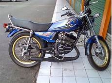 Rx King Modif Simple by Modifikasi Yamaha Rx King Cobra Simple Desain King