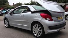 peugeot 207 cc 1 6 for sale at carzone redhill