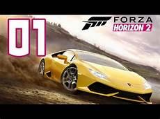 let s play forza horizon 2 gameplay german part 1