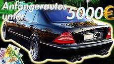 die besten anf 228 ngerautos f 252 r unter 5000