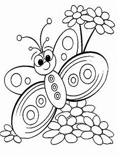 butterfly coloring pages for