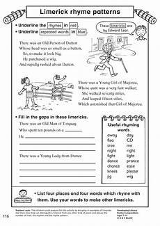 rhythmic pattern worksheet for grade 5 518 literacy homework year 3 poetry free printables worksheet
