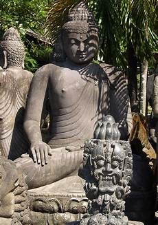 sold large garden buddha statue 7 1 quot 67ls53
