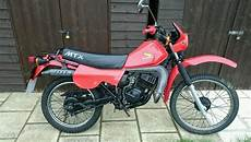 classic moped honda mtx 50 1984 in goring by sea west