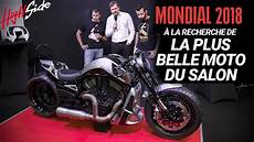 Salon De 2018 La Plus Moto
