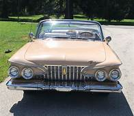1961 Plymouth Fury Convertible  AMAZING & RARE