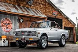Ringbrothers 1971 K5 Chevy Blazer SUV Goes Back To Its