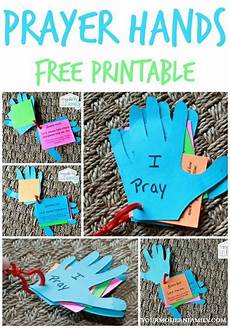 11 hands on activity ideas for early childhood special diy prayer hands for kids prayer crafts bible school
