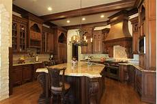 High End Kitchen Island Designs by High End Kitchen Design