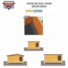 Tapis De Sol Pour Niche D Ext 233 Rieure En Bois Dc 940902 Dc