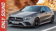 new mercedes classe a 2018 test drive only sound