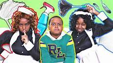 shiloh and shasha s fake maids onyx kids youtube