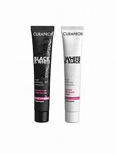 Curaprox White Is Black Pasta Branqueadora