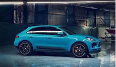 Porsche Macan 2018 Une Nouvelle Inspiration Du Cayenne