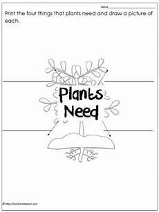 what plants need worksheets grade 13590 87 best images about sci 1 characteristics needs of living things on