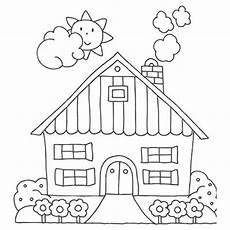 Malvorlage Haus Einfach Marabu Window Color Malvorlage Quot Bauernhof Quot Http Marabu