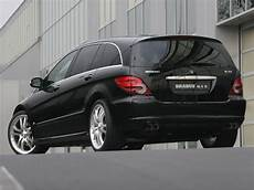 Car In Pictures Car Photo Gallery 187 Brabus Mercedes R