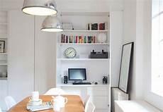 Arbeitsplatz Und Drucker Im Wohnzimmer Verstecken 14