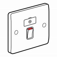 legrand synergy 730034 switched fused spur 13a 250v cribb sons ltd uk electrical