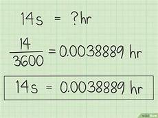 400 secondes en minutes comment convertir des secondes en heures 12 233